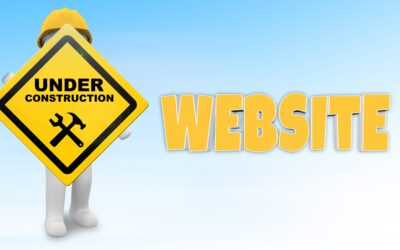 Our website is under construction!